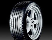 ContiSportContact 2 225/45R17 91W SSR ☆