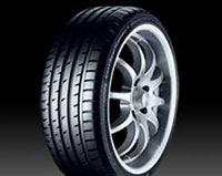 ContiSportContact 3 SSR 245/45R19 98W ☆