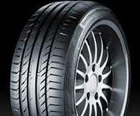 ContiSportContact 5 for SUV 235/55R18 100V (VW) ContiSeal