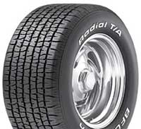 Radial T/A P215/60R14 91S RWL